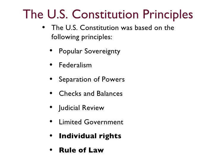 principles of the constitution 7 728