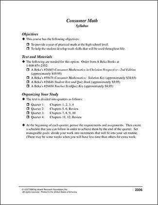 Awesome Collection of Consumer Math Worksheets For High School Worksheet