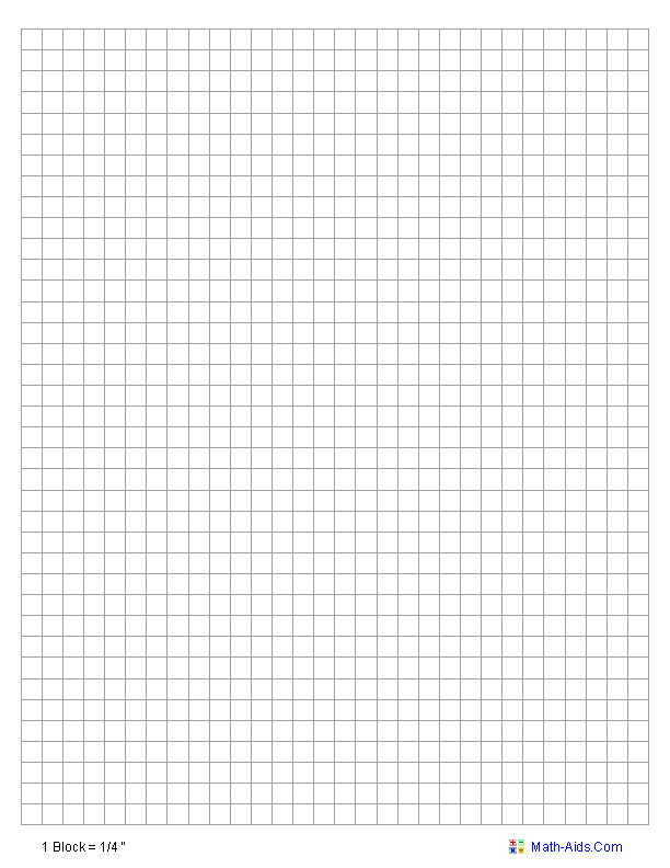 Standard Graphing Paper Coordinate Worksheets