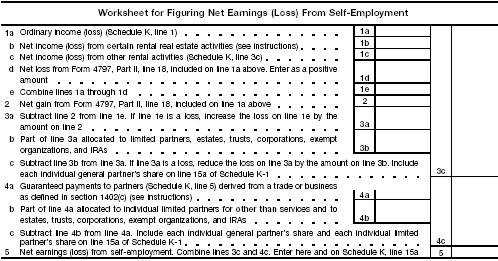 Look Intellect Credit Limit Worksheet Schedule R Credit Limit Worksheet