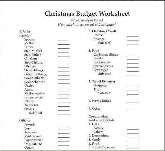 Use Christmas bud worksheet and sale flyers for bud problem solving activity