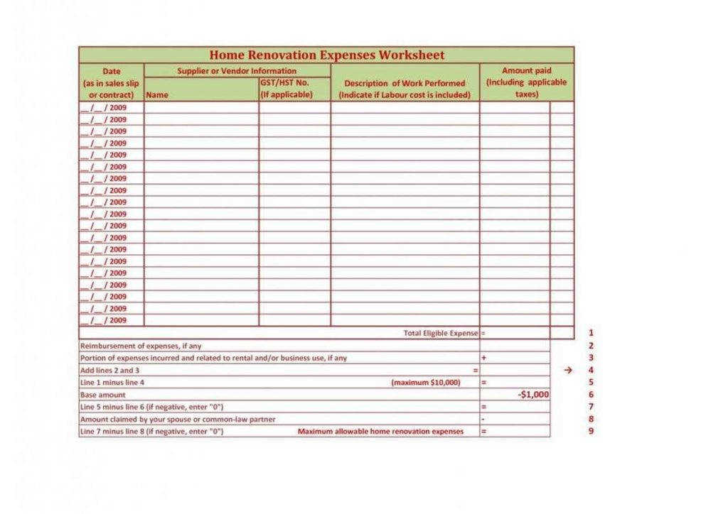 Dave Ramsey Monthly Bud Spreadsheet