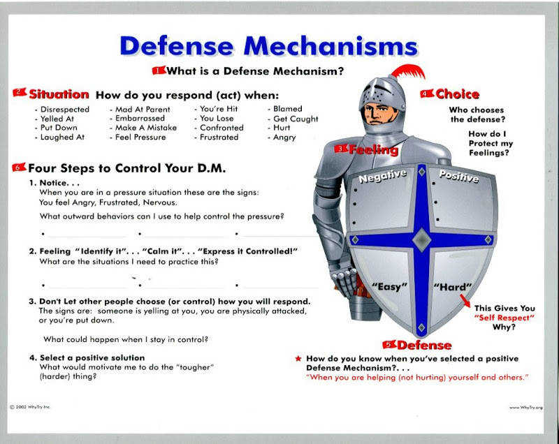 4 Defense Mechanisms