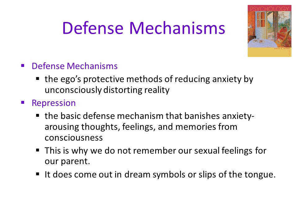 1 Defense Mechanisms