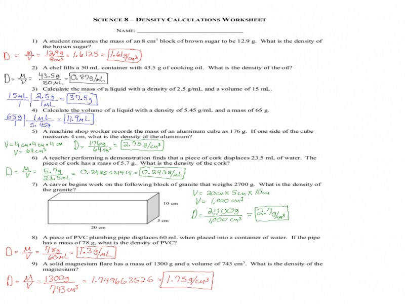 Worksheet 3 heat and heat calculations  565285   Myscres additionally Density Calculations Worksheet Science 8 New Collection Of Density additionally Density Worksheet Chemistry   Homedressage also Density Calculations   YouTube together with Science Learners Module Grade Fraction Answers 1 The Best Worksheets moreover Science 8 Density Calculations Worksheet Density Worksheet Key Image likewise  in addition Density Calculations Worksheet Showme Science 8 Density Calculations in addition  in addition Density Calculations Worksheet I Answers ly Density Problems besides Density calculations   Science  Chemistry   ShowMe besides  also Free Worksheets Liry   Download and Print Worksheets   Free on further Density Calculations Worksheet Science 8 Inspirationa Density together with  moreover Physics Worksheet On Density   Free Printables Worksheet. on science 8 density calculations worksheet