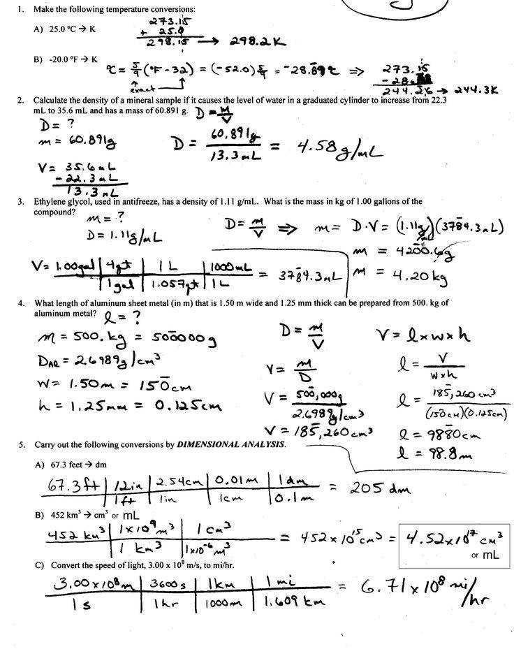 Density Worksheet With Answers calculate density worksheet with answers to her with density worksheet with answer