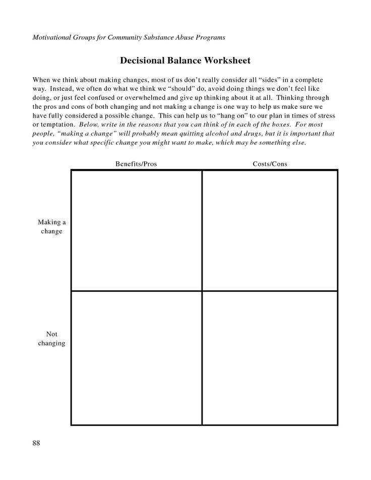Awesome Collection of Dialectical Behavior Therapy Worksheets Pdf Also Format Sample