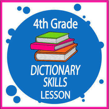 Dictionary Skills Activities Lesson Poster Dictionary Skills Worksheet