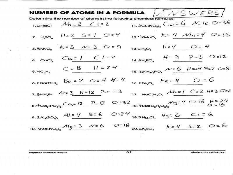 Dimensional Analysis Worksheet With Answers Worksheets