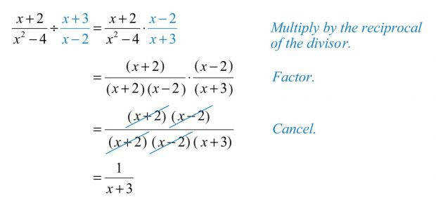 Multiplying And Dividing Rational Expressions Worksheet Answers Pics Divine