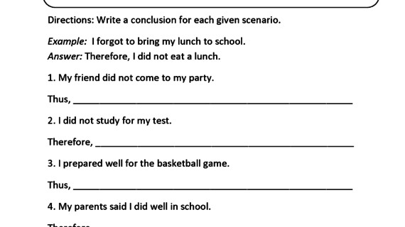 drawing conclusions worksheets Download Smartphone