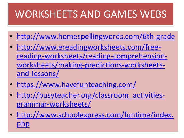 Best Solutions of E Reading Worksheets About Format