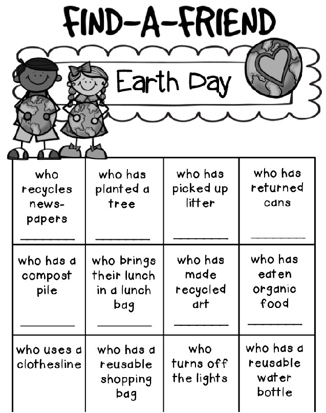Earth Day Linky Party e check out and share EARTH DAY lessons activities