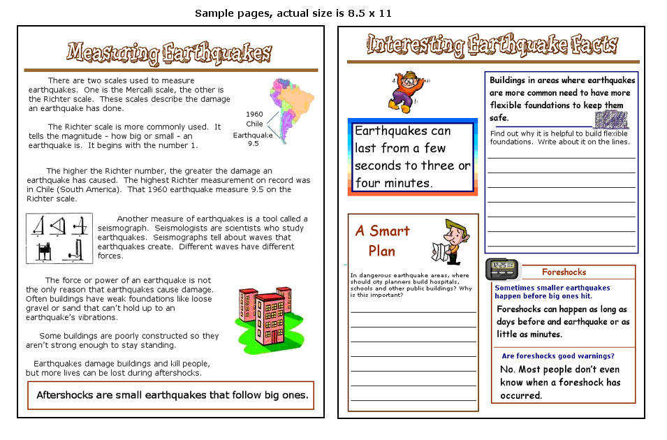 10 images about Geography Earthquakes and volcanoes on Pinterest synthesis Worksheets