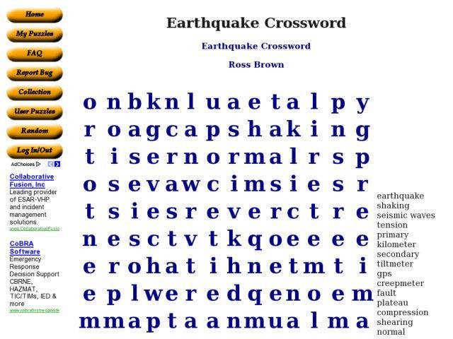 Earthquake Worksheets Homeschooldressage. Ntywnzi5lmzw Earthquake Crossword 6th 8th Grade Worksheet. First Grade. Earthquake Worksheets For First Grade At Clickcart.co