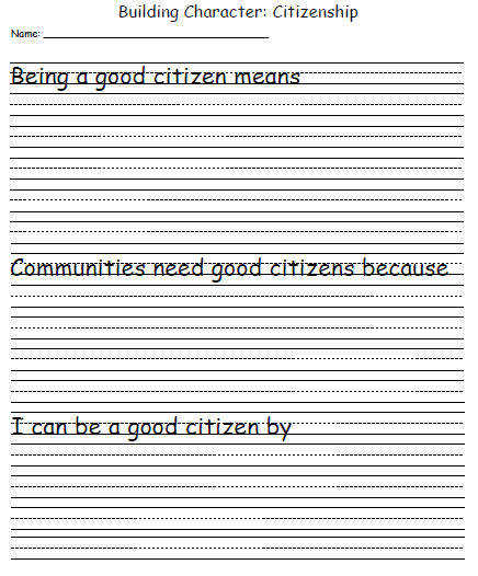 New Templates Promote Character Development