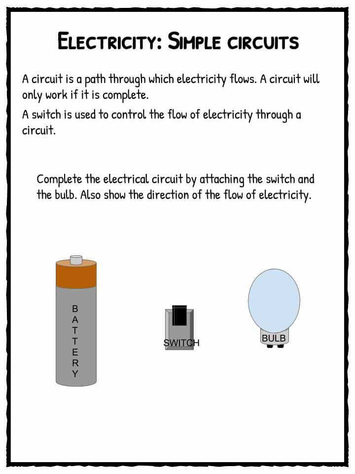 copy electricity worksheets template shruti 1