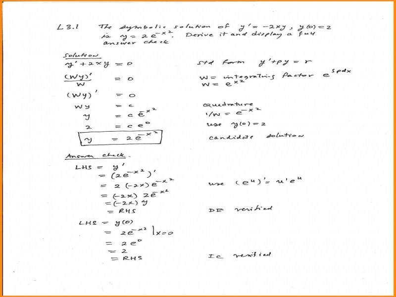 11 Elimination Method Worksheet