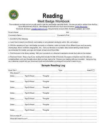 Genealogy merit badge worksheets
