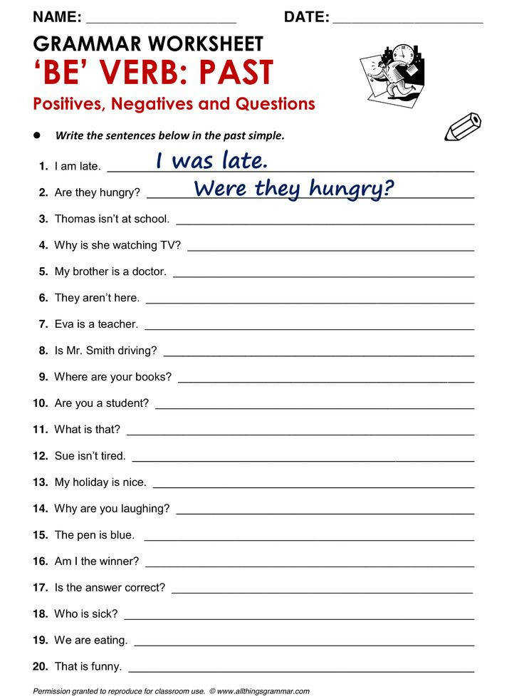 Quality ESL grammar worksheets quizzes and games from A to Z for teachers & learners PAST SIMPLE