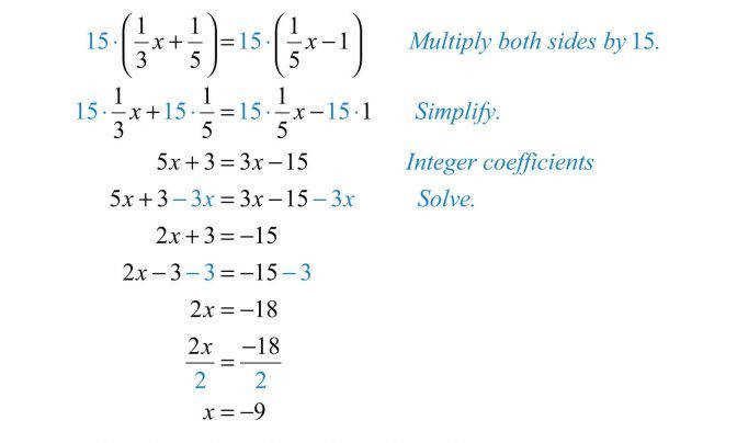 Solving Equations By Clearing Fractions Lessons Tes Teach With Worksheets Pdf Aab1f72def eafb Solving Equations With Fractions
