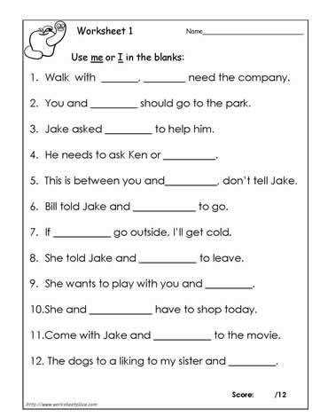 Best Ideas of Grammar Worksheets For Teaching English As A Second Language For Your Example
