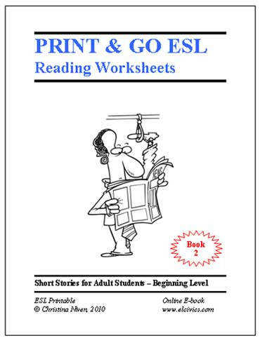 Print and Go ESL eBook by Christina Niven