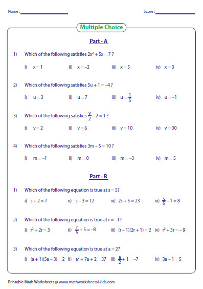 Evaluating Expressions Worksheet Best Ideas Evaluating Variable Expressions Worksheets For With Awesome Collection