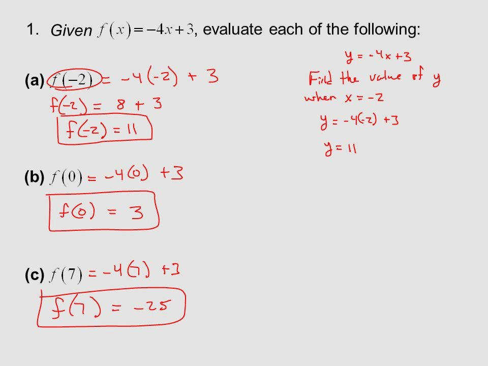 Evaluating Functions Worksheet Homeschooldressage. Algebra 1 Function Notation Worksheet Fresh And Linear Functions Ppt. Worksheet. Function Notation Worksheet At Mspartners.co