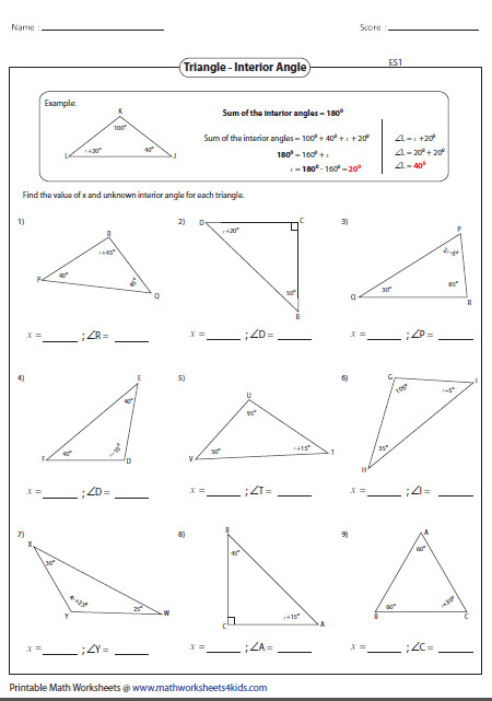 likewise  further Interior And Exterior Angles Worksheet As Well Triangles Worksheets together with Polygon Worksheets  Interior And Exterior Angles Of Polygons further Interior and Exterior Angles Of Polygons Worksheet Beautiful G G 30 furthermore  furthermore Angle Of Polygon Math Angles In Regular Polygons Worksheet Interior besides  besides Angles Of Polygons Worksheets Interior And Exterior Angles Of furthermore Exterior Angle theorem Worksheet   Homedressage as well  further Interior Angles Worksheet   Lobo Black furthermore  furthermore Exterior   Remote Interior Angles by Kevin Wilda   TpT besides Angles In Polygons Worksheets Math Interior And Exterior Angles Of together with Interior Angles Of A Triangle Worksheet   Siteraven. on exterior and interior angles worksheet