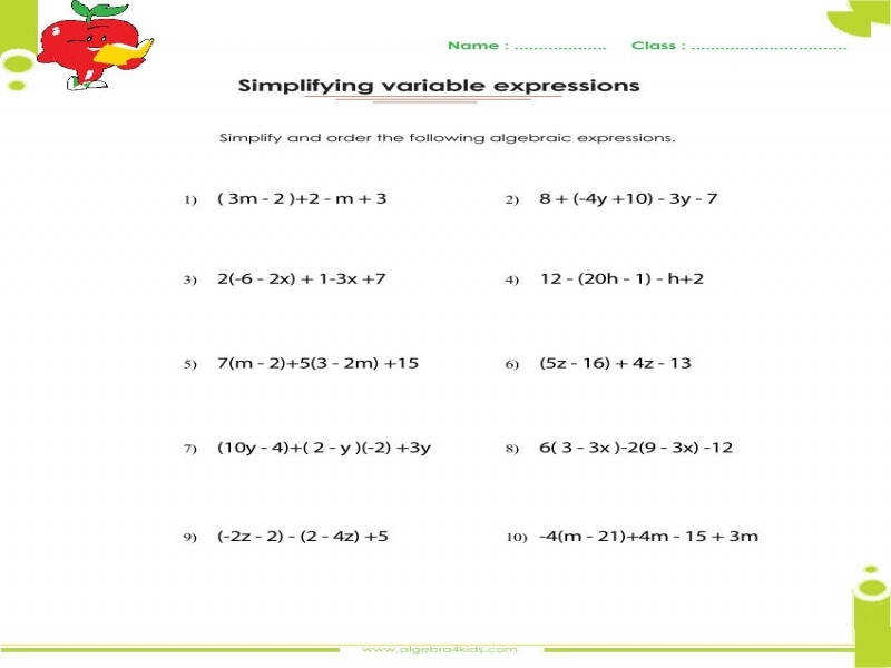 Download by size Handphone Tablet Desktop Original Size Back To Operations With Polynomials Worksheet