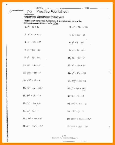 factoring polynomials worksheet with answers. Black Bedroom Furniture Sets. Home Design Ideas