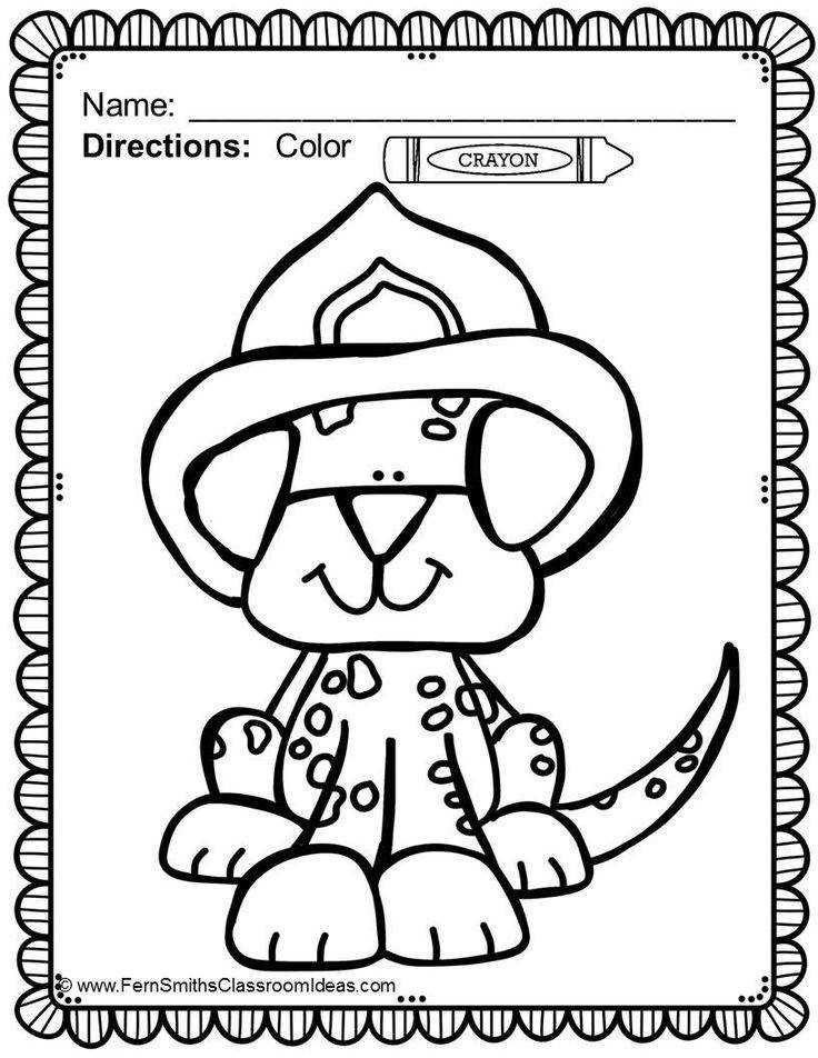 Kids Fire Safety Links and Worksheets City of Fargo