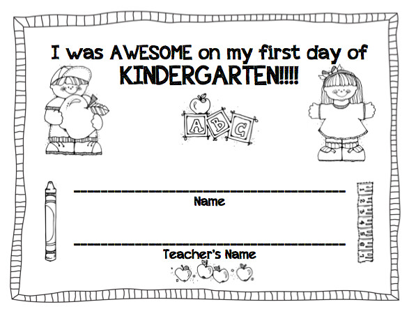First day of school activities Back to school worksheets FREE