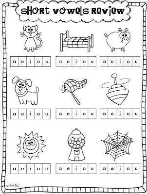1st Grade Phonics Worksheets