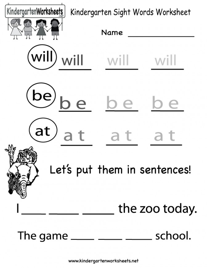 Kindergarten Sight Words Worksheet Printable Worksheets Legacy Free Language Arts For 2nd Grade Bac81f3093e0c64a9dc6cac18cf Free Kindergarten