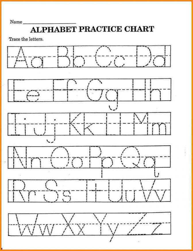 7 Pre K Worksheets Printable Media Resumed Free Math Abc For A To Z 800 Free