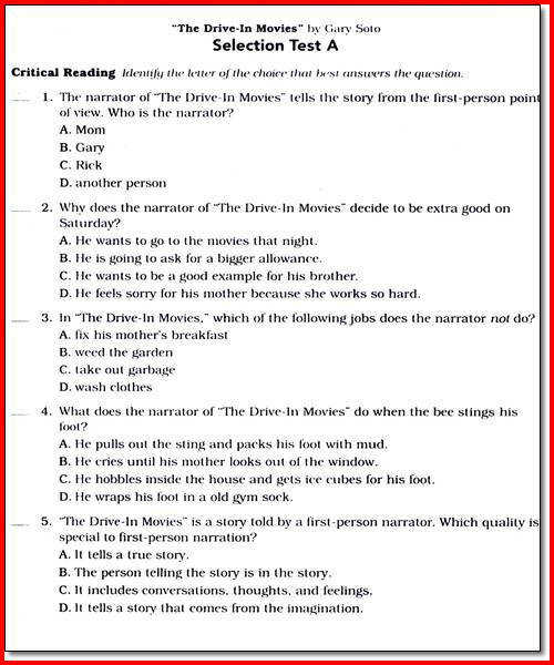 Worksheets Science Grade 6 The Best and Most prehensive
