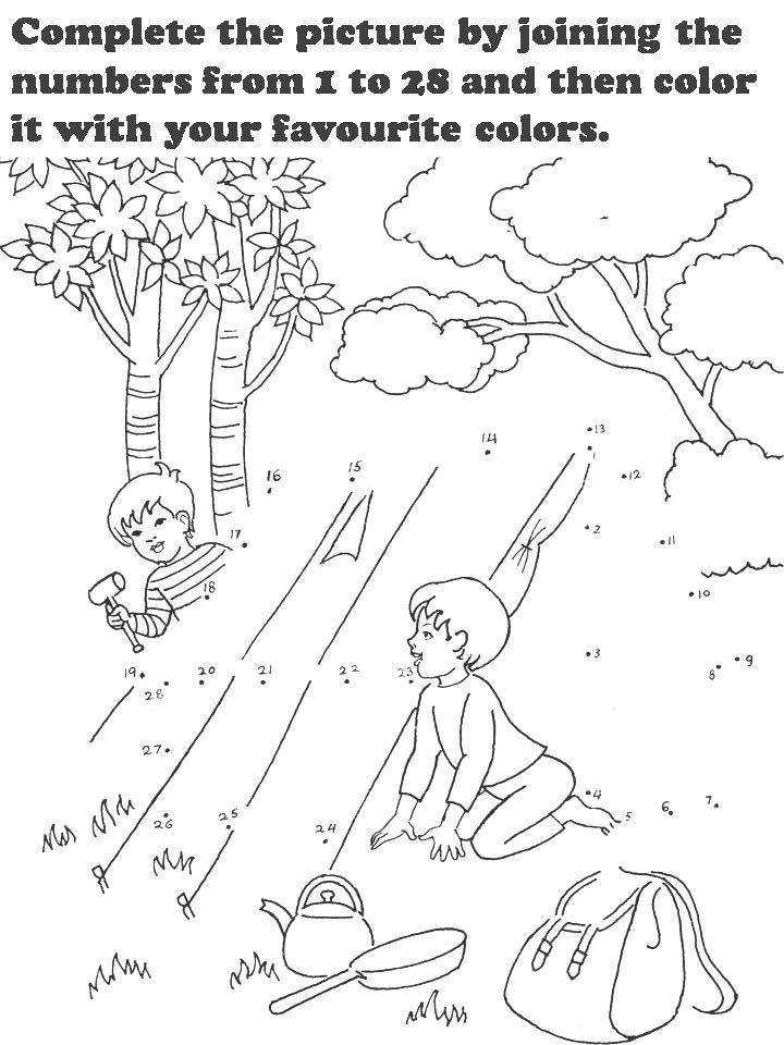 Coloring Pages Fun Activities Printable Worksheets For Kids