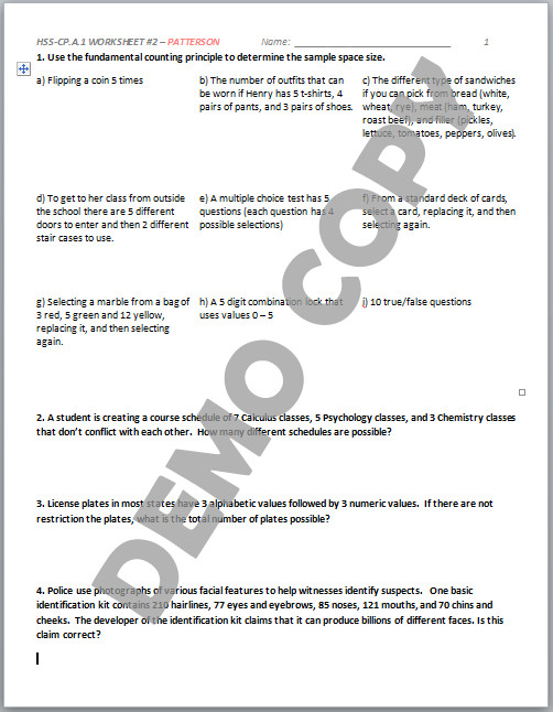 View Page 3 Contents