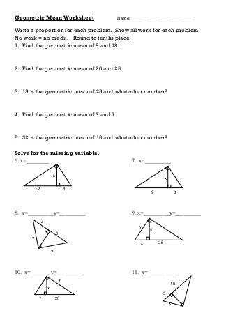 Forms Worksheet Geometric Mean Medicare Geometric Mean Worksheet Also