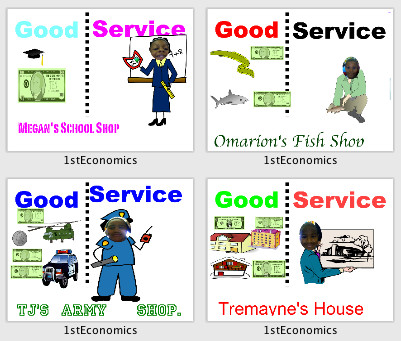 Clough Blog Blog Archive 1st Grade Goods & Services
