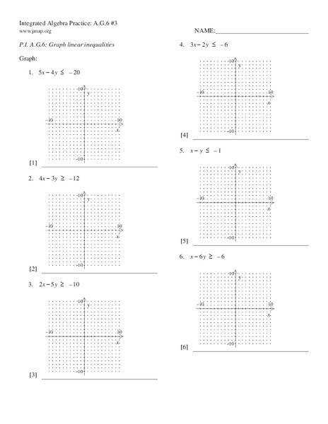 worksheet on graphing inequalities on a coordinate plane kidz activities. Black Bedroom Furniture Sets. Home Design Ideas