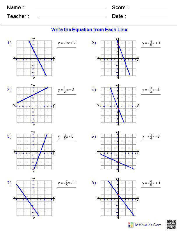Graphing Linear Functions Worksheet Homeschooldressage. Inequalities Worksheets Graphing Linear Equations Free Library From. Worksheet. Graphing Linear Equations Worksheet Fun At Clickcart.co