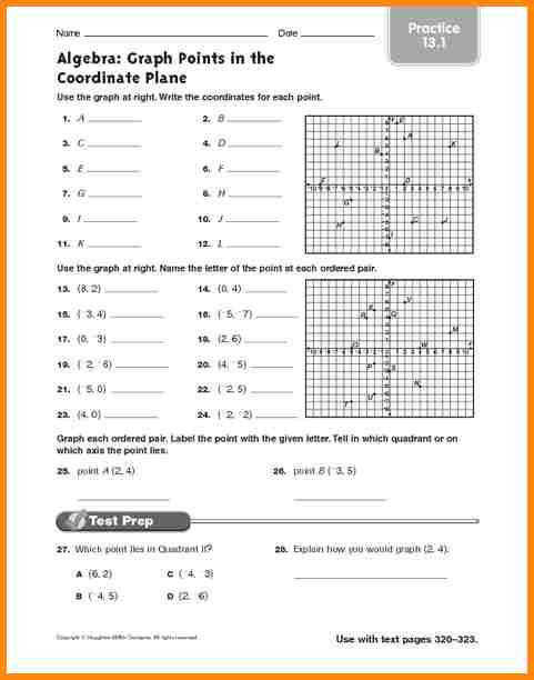 plotting points worksheets worksheet math plotting points worksheets