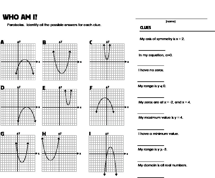Here s another Who Am I style worksheet I posted a few others a