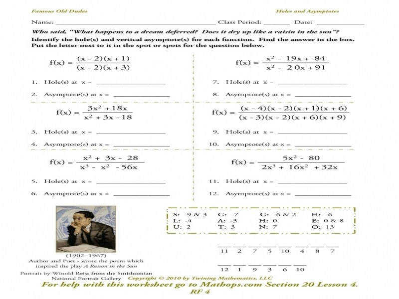 Asymptote Worksheet Stay At Hand. Graphing Rational Functions Worksheet Homeschooldressage. Worksheet. Graphing Rational Functions Worksheet At Mspartners.co