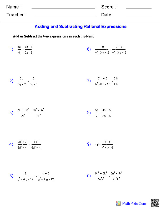 graphing rational functions worksheet. Black Bedroom Furniture Sets. Home Design Ideas
