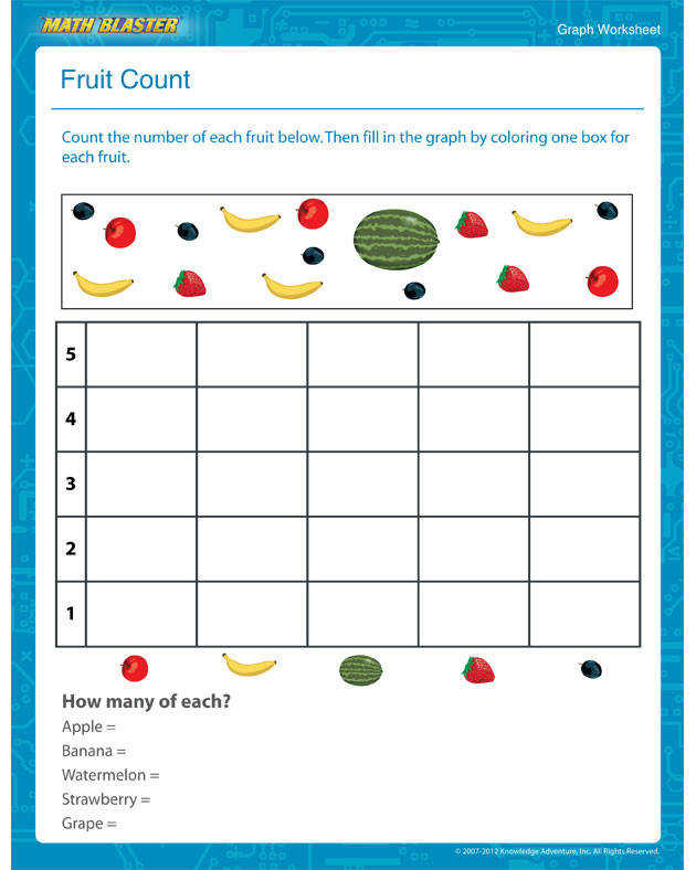 17 Best images about Graph worksheet on Pinterest