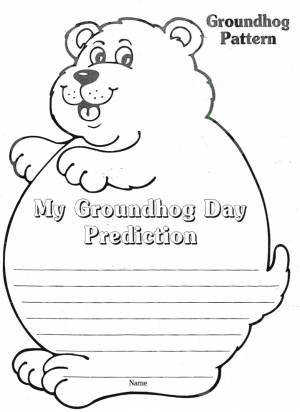 Groundhog Day Prediction